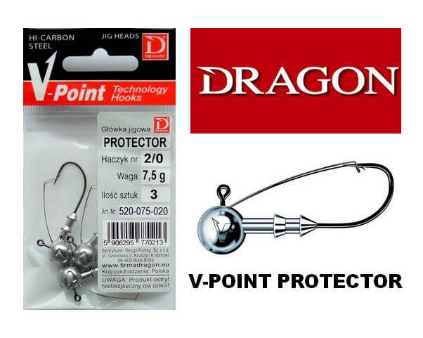 DRAGON V-Point Protector
