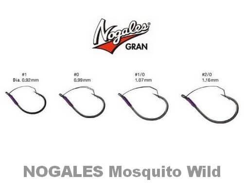 nogales mosquito wild hook