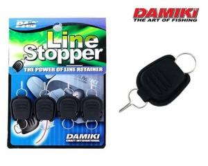 Damiki Line Stopper | Black