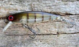 Rocky Minnow 57 S | Dark Perch