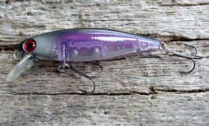 Rocky Minnow 57 S | Purple Demon