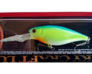 LUCKY CRAFT US Shad 65 | 263 Chartreuse Blue