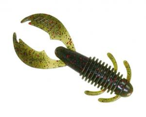 AX CRAW Maxi - 4'' | 025 Watermelon Red Flakes