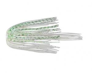 Jupe spinnerbait - Perfect Skirt | 206 Emerald Shad