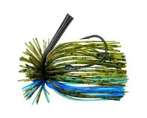 Tour Grade Finesse Football Jig 1/4 oz | 50 Okeechobee Craw