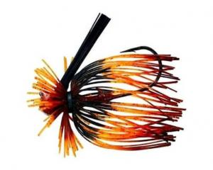 Tour Grade Finesse Football Jig 1/4 oz | 134 Whiskey Craw