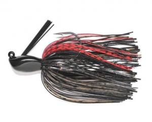 MEGABASS Survival Jig 1/2oz | 01 Black Craw