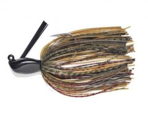 MEGABASS Survival Jig 1/2oz | 05 Green Pumpkin Shrimp