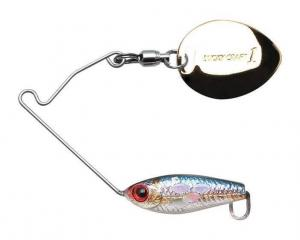Micro Spinnerbait Truite Lucky Craft Area's 1/8 oz | 270 MS American Shad