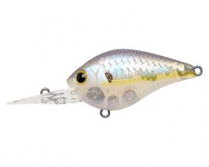 LUCKY CRAFT SKT Mini DR | 225 MS Ghost Chartreuse Shad